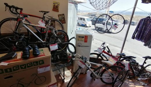 New伊那店 自転車コーナーのご紹介!