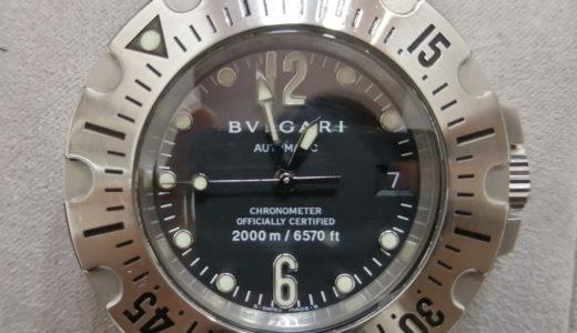 ブルガリ腕時計 SD42S のお買取り価格をお教えします。