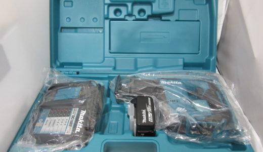 マキタ 充電式レシプロソー JR188DZK 美品 お買取価格をお教えします