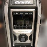 マキタ 充電式ラジオ MR113 お譲り頂きました!
