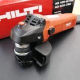 HILTI アングルグラインダー AG125-7SE お売りいただきました!