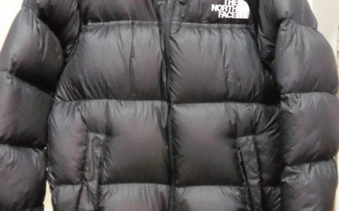 THE NORTH FACE ヌプシ ライト ダウンジャケット ND91715Z Lサイズ 黒 お譲りいただきました