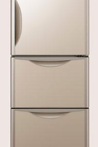 265L/3ドア冷凍冷蔵庫 を買取致しました。