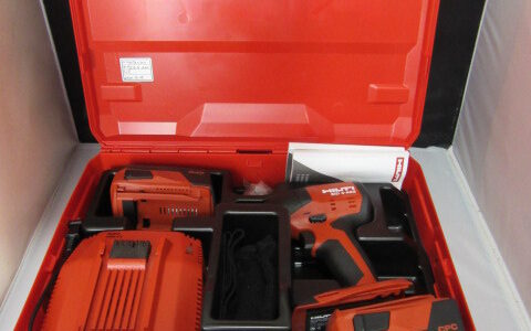 ヒルティ 充電式インパクトドライバ SID4-A22 お買取価格をお教えします