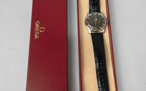 オメガ ジュネーブ 腕時計  お譲り頂きました