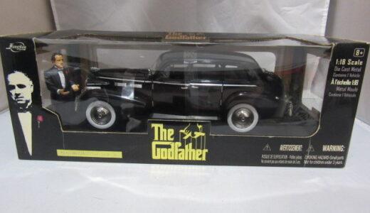 未開封 1/18 JADA TOYS ゴッドファーザー マーロンブランド キャデラック 模型 お譲り頂きました!