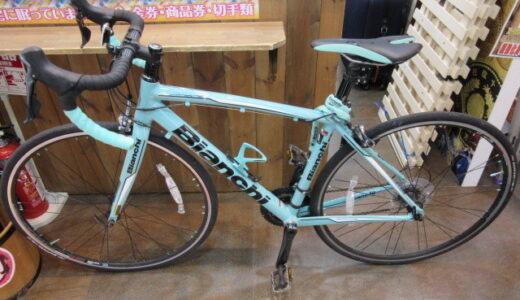 ビアンキ ビアニローネ7 サイズ50 ロードバイク お買取価格をお教えします