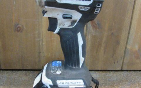 マキタ 充電式インパクトドライバー TD171D 未使用品のお買取価格をお教えします