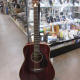 YAMAHA ヤマハ FG850 アコースティックギター お譲りいただきました