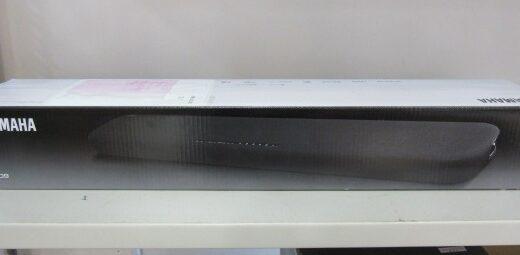 YAMAHA YAS-109 サラウンドシステム サウンドバー お買取価格をお教えします