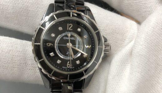 ■CANEL(シャネル)J12/腕時計お買取りさせていただきました!