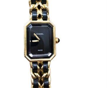 ■CANEL(シャネル)プルミエール/腕時計の買取金額をお教えいたします!