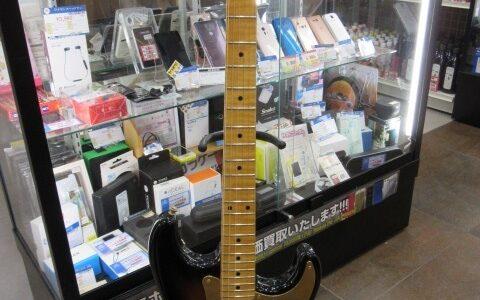 ★Moon ムーン ST-195 エレキギター お買取価格をお教えします★