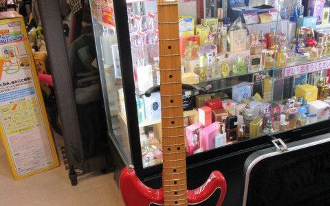 ★FENDER フェンダー LeadⅢ リードⅢ エレキギター ハードケース付き お買取価格をお教えします★