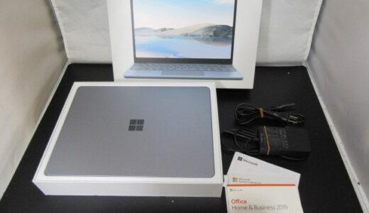 ★未使用 LaptopGO マイクロソフト ノートPC  12.4インチ お買取り価格をお教え致します★