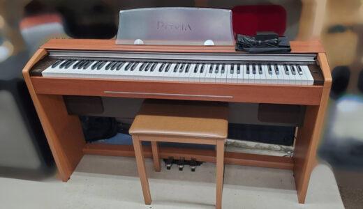 ■ CASIO Privia 電子ピアノ PX-720C お買取りいたしました!