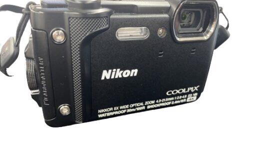 ■NIKON(ニコン)/防水防塵デジタルカメラお譲りいただきました