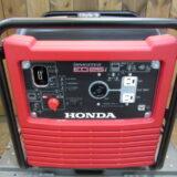 ★HONDA ホンダ インバーター発電機 EG25i お買取価格をお教えします★