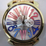 ★GaGa MILANO ガガミラノ スリム46MM 5081.1 腕時計 お譲り頂きました★