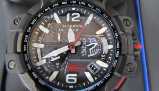 ★カシオ G-SHOCK グラビティマスター GPW-1000-1AJF お買取価格をお教えします★